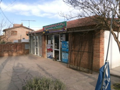 Locales comerciales con vivienda
